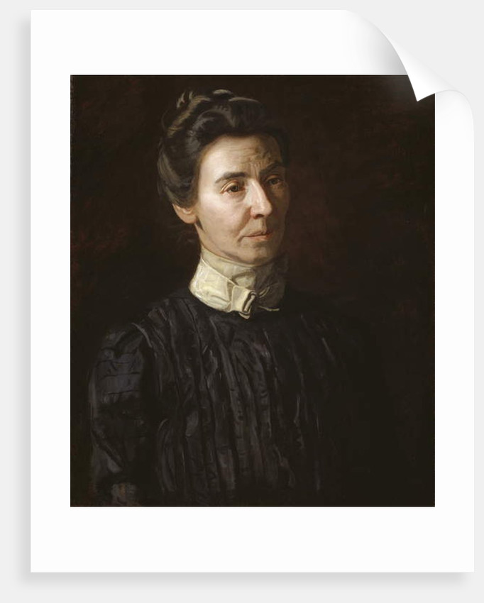Portrait of Mary Adeline Williams, 1899 by Thomas Cowperthwait Eakins