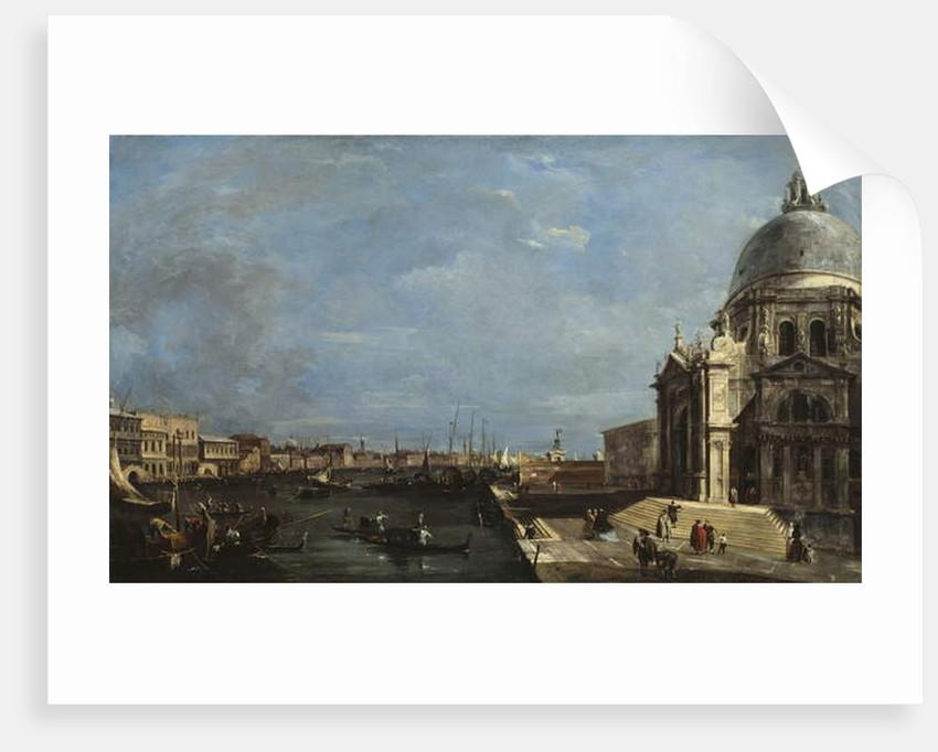 The Grand Canal, Venice, c.1760 by Francesco Guardi