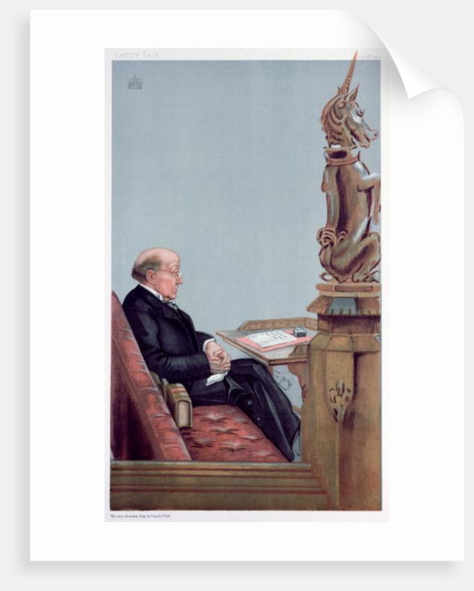 A Scots Lawyer by Leslie Mathew Ward