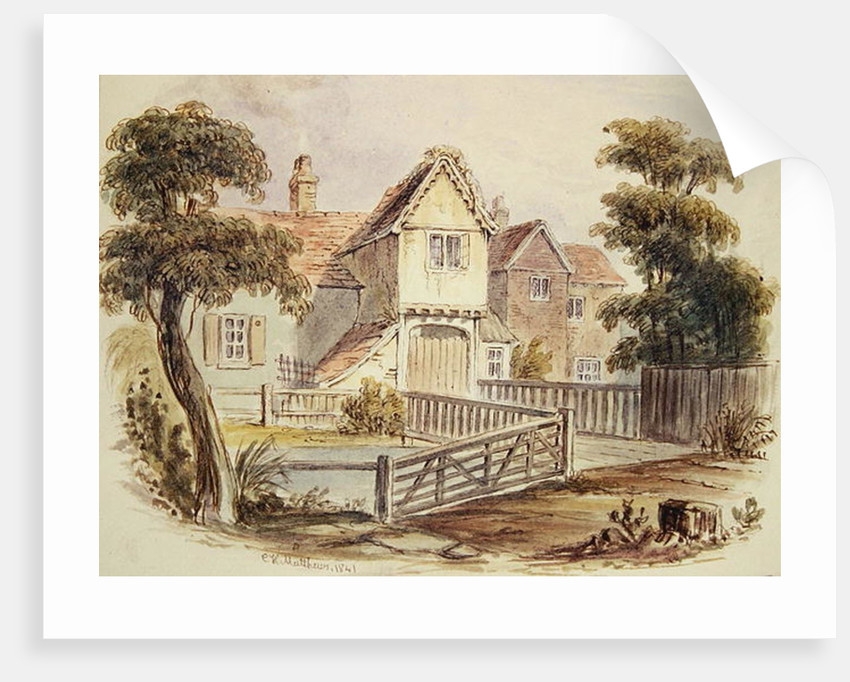 The Old Cheesecake House by English School