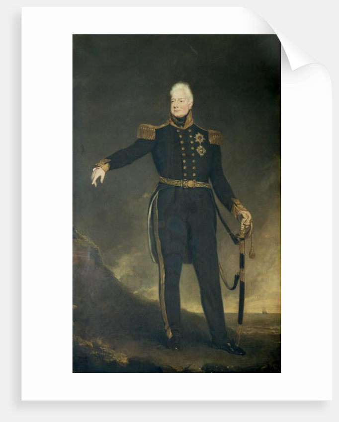 King William IV by John Simpson