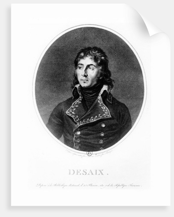 Louis Charles Desaix by French School