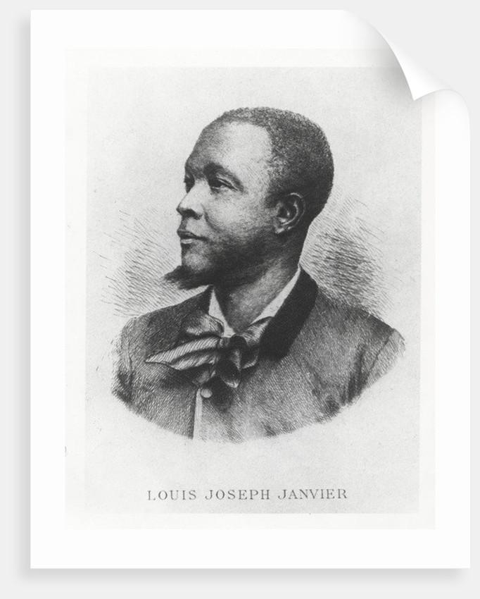 Louis Joseph Janvier by French School