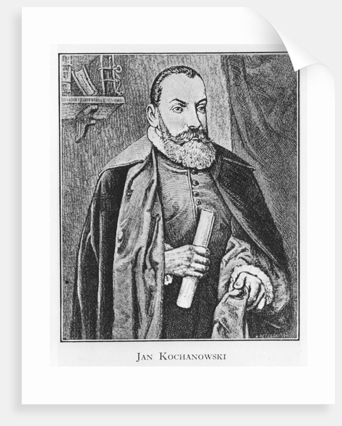 Jan Kochanowski by French School