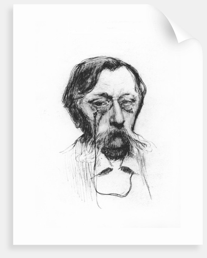 Emile Verhaeren by French School