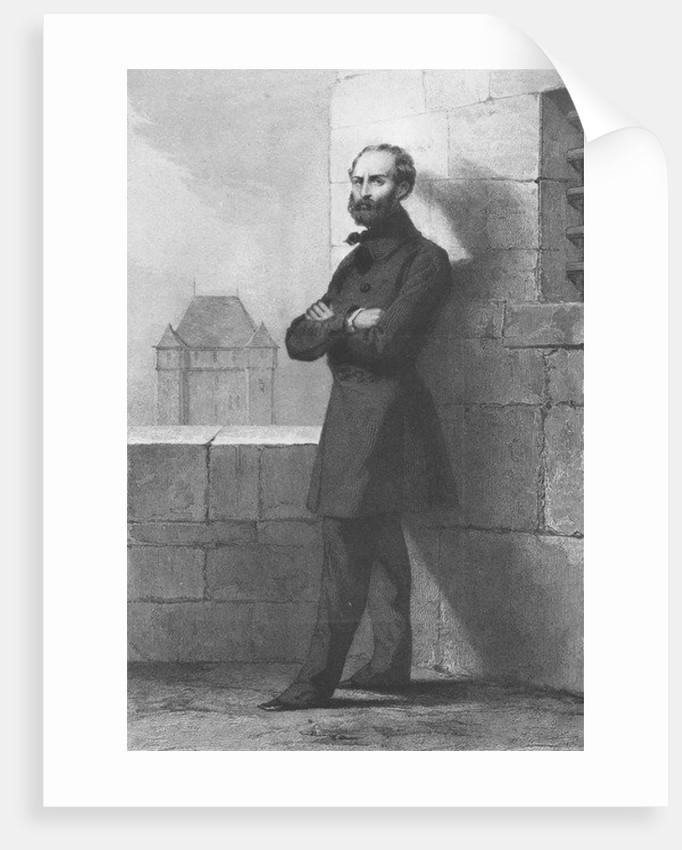 Armand Barbès by French School