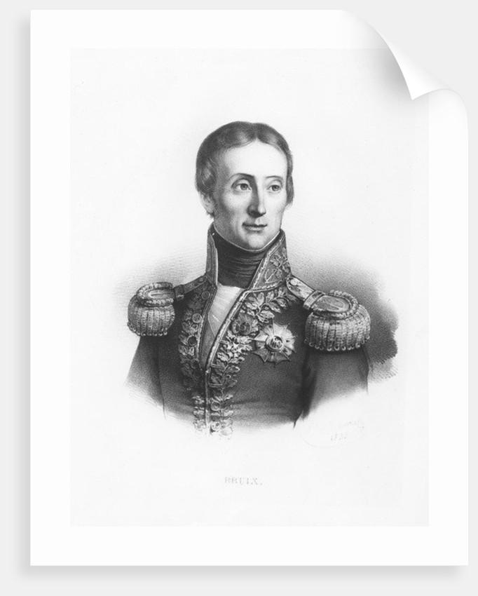 Étienne Eustache Bruix by Antoine Maurin