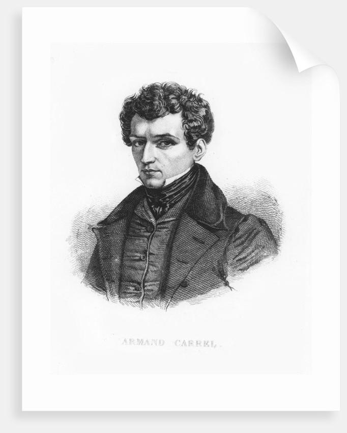 Armand Carrel by French School