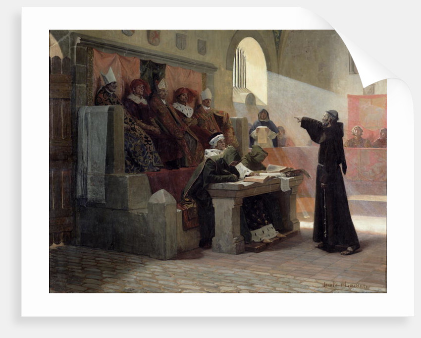 The Agitator of Languedoc by Jean Paul Laurens
