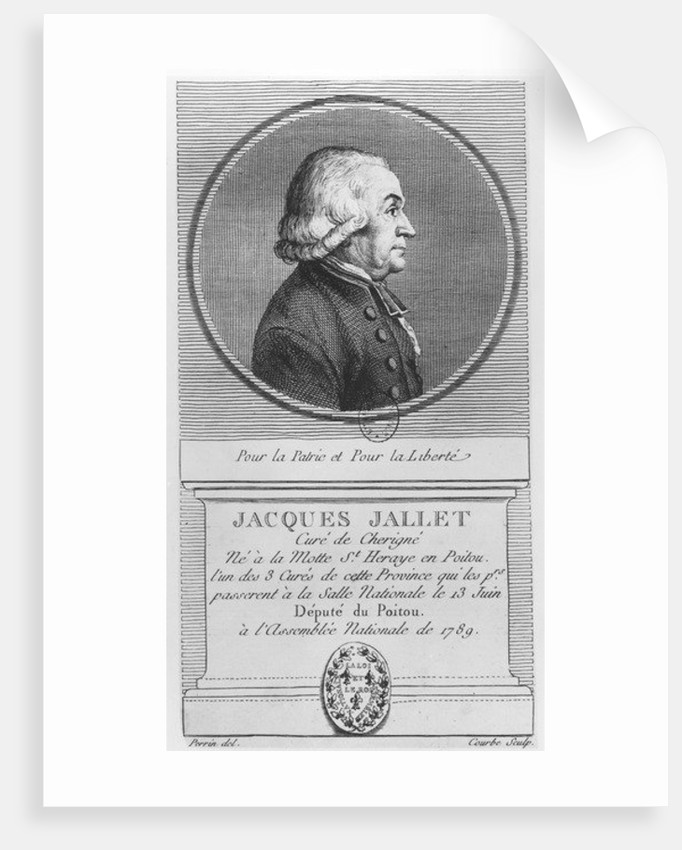 Jacques Jallet by W.N.M. Courbe