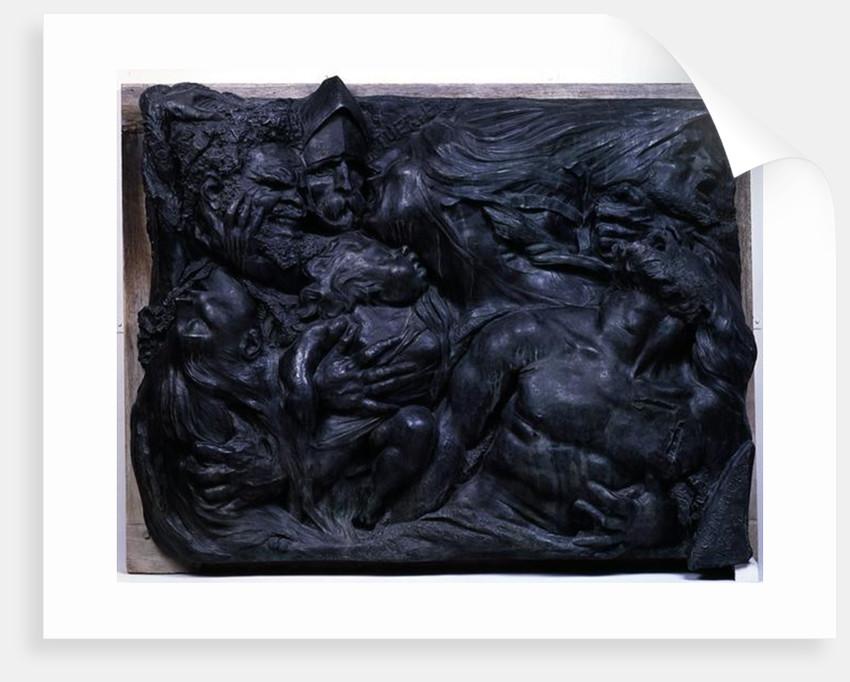 Tuerie by Antoine Augustin Preault