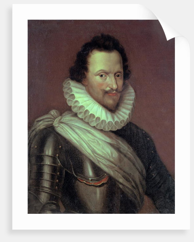 Concino Concini Marquis of Ancre by Denis Lecocq
