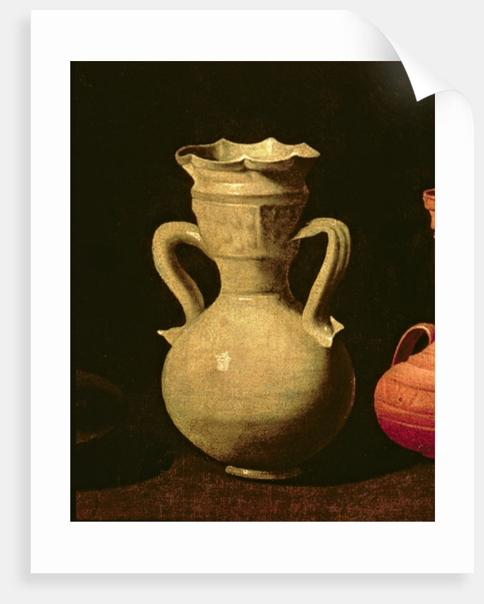Still Life by Francisco de Zurbaran