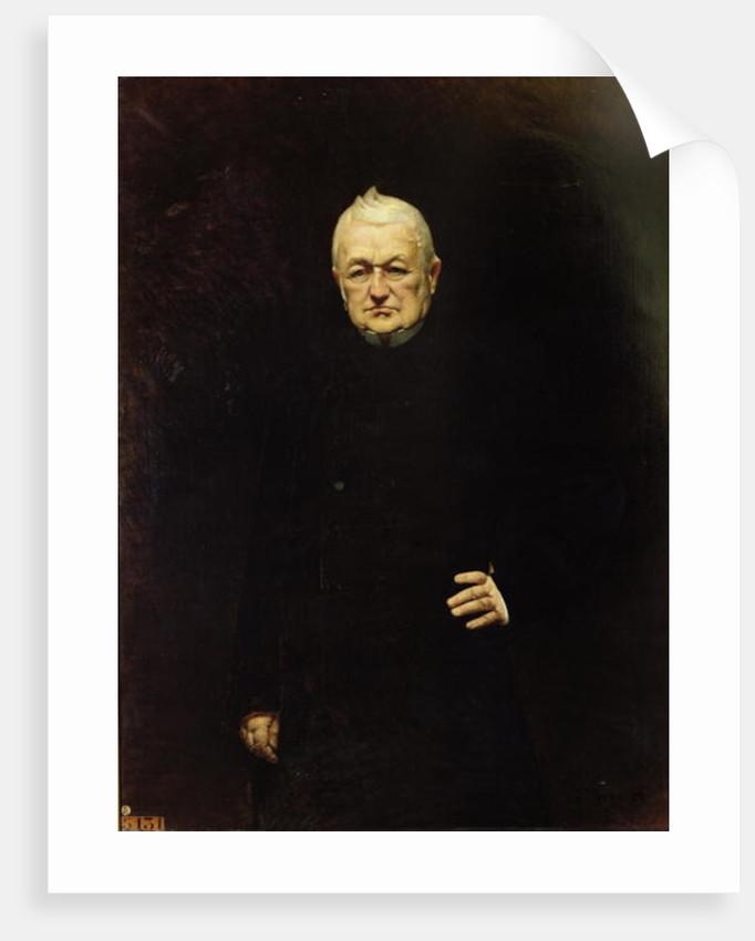 Louis Adolphe Thiers by Leon Joseph Florentin Bonnat