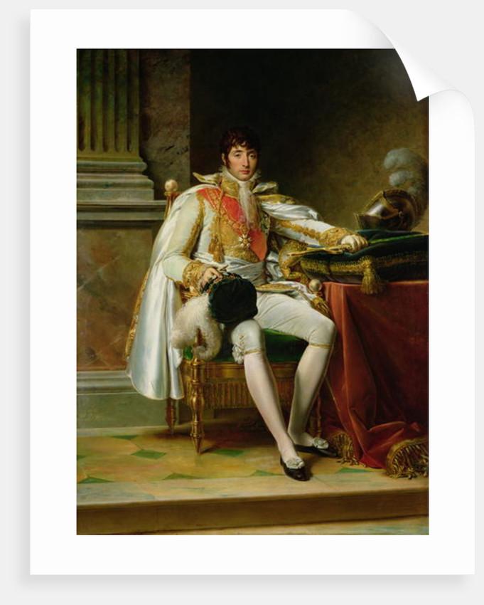 Louis Bonaparte 1806 by Francois Pascal Simon