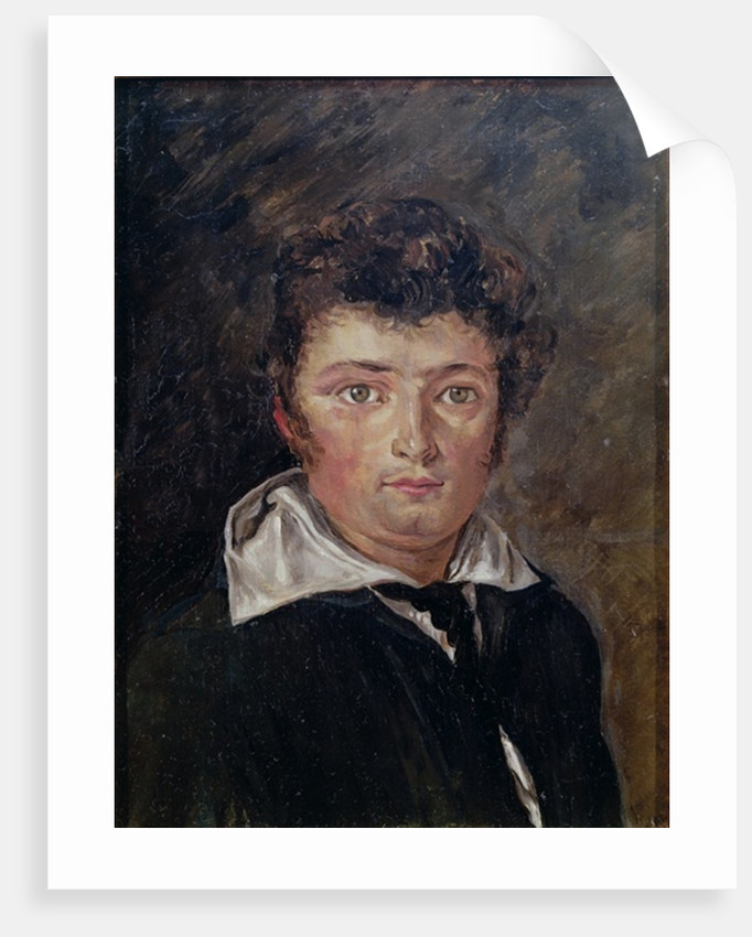Portrait of Robert Surcouf by French School