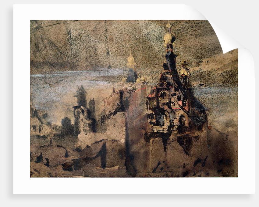 Memory of Spain by Victor Hugo
