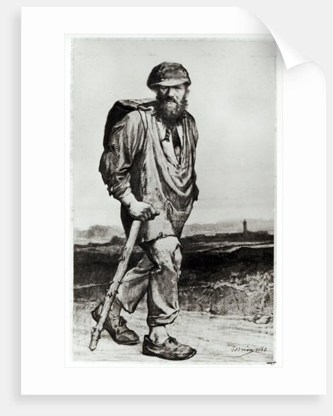 Jean Valjean by Gustave Brion