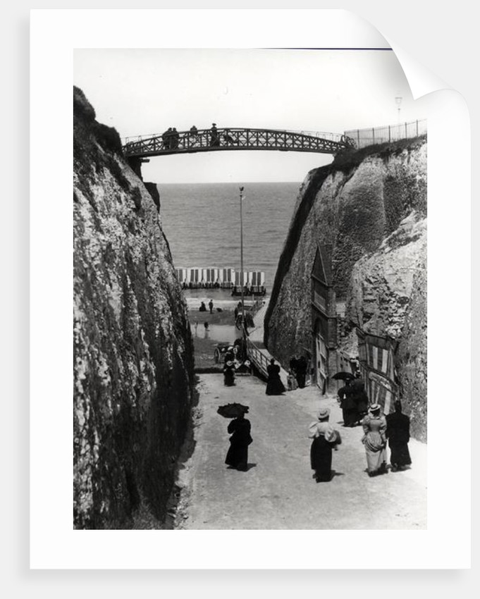Newgate Gap, Margate by French Photographer