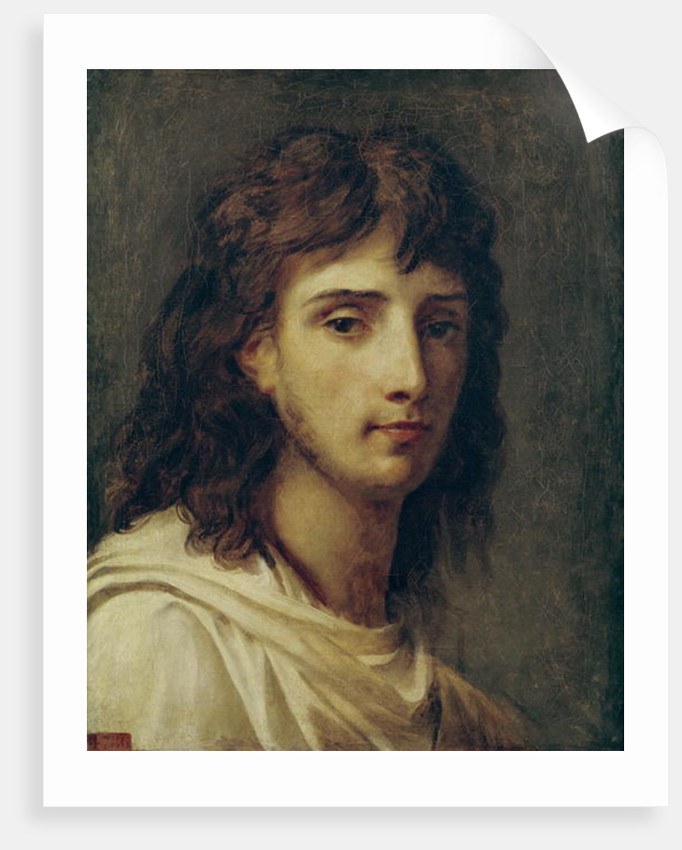 Self Portrait by Baron Antoine Jean Gros