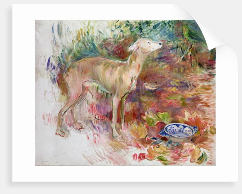 Laerte the Greyhound by Berthe Morisot