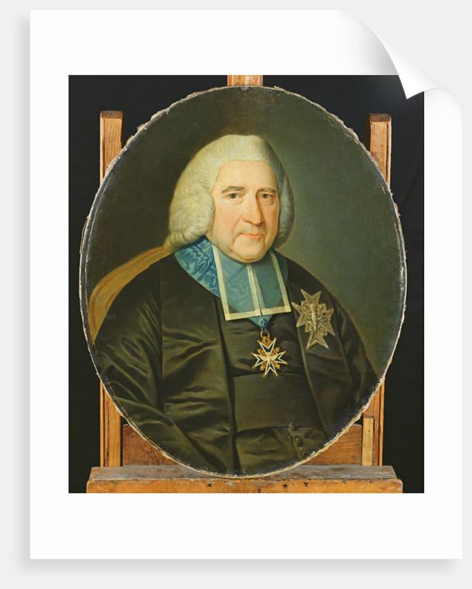 Jean-Baptiste de Machault d'Arnouville by French School