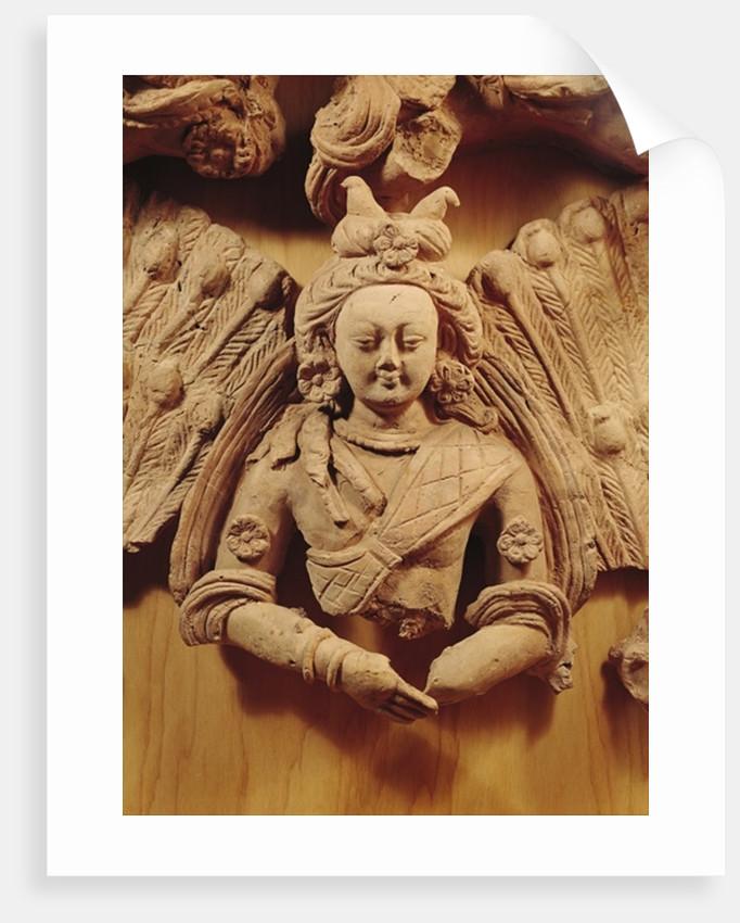 Buddha Sakyamuni by Chinese School