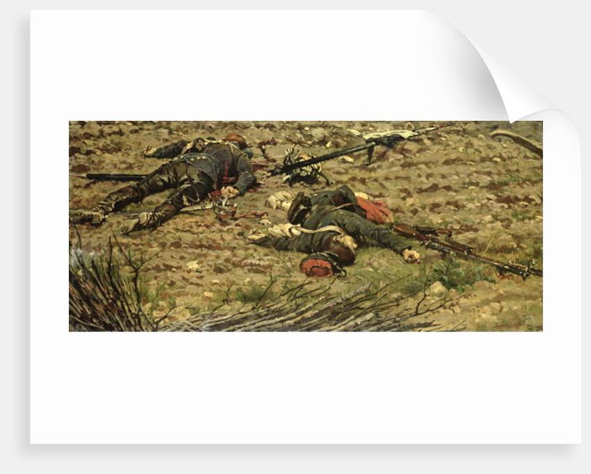 Episode of the War of 1870 by Alphonse Marie de Neuville