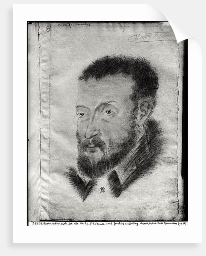 Joachim du Bellay by French School