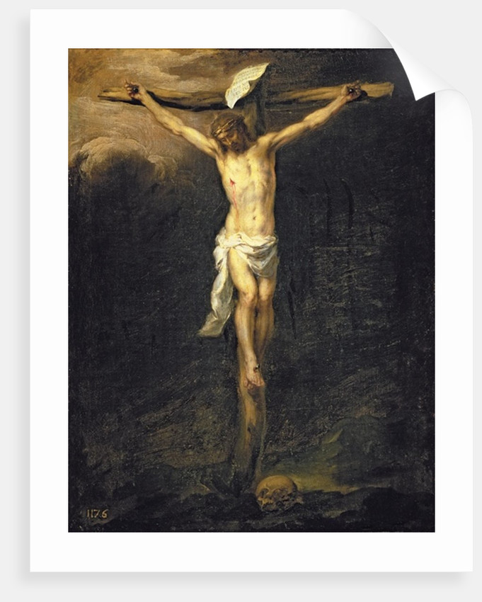 Christ on the Cross by Bartolome Esteban Murillo