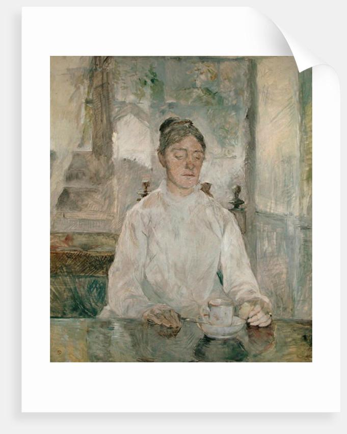 Adele Tapie de Celeyran Countess of Toulouse-Lautrec-Monfa by Henri de Toulouse-Lautrec