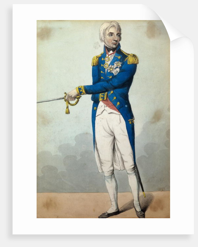 Admiral Horatio Nelson by English School