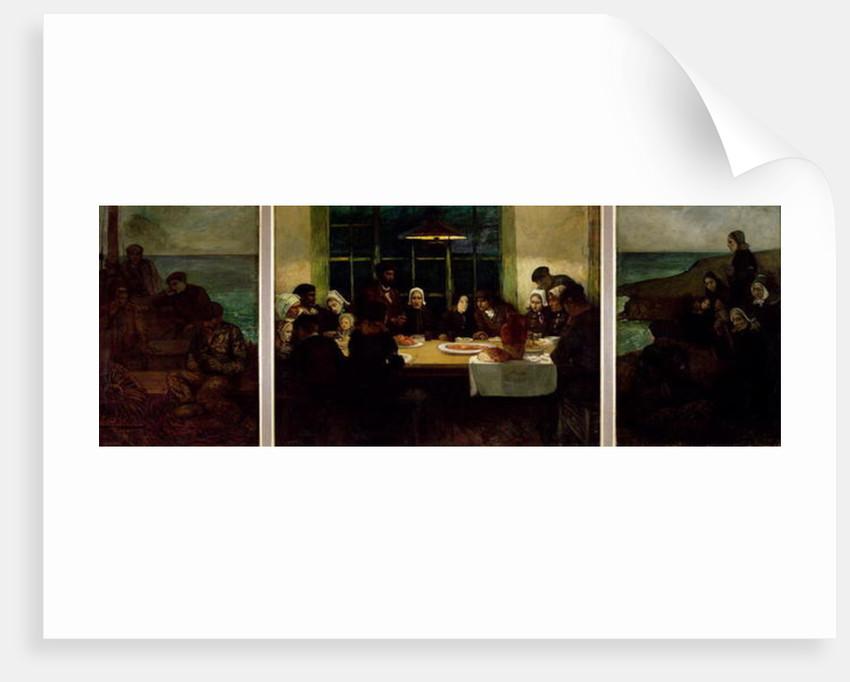 Au Pays de la Mer by Charles Cottet