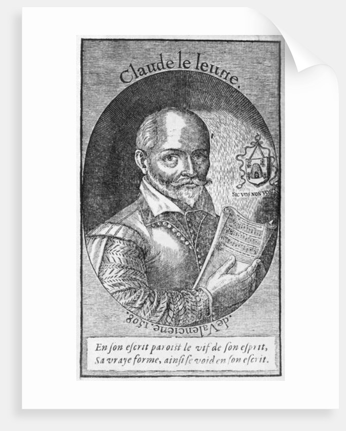 Claude Le Jeune by French School