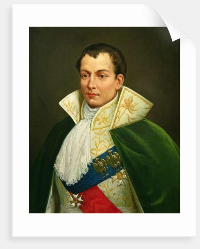Joseph Bonaparte by Luigi Toro