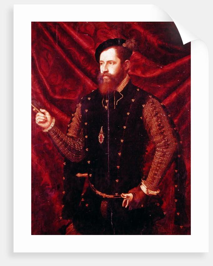 Don Luis de Castella, Senor de Bicorp by Vicente Juan Macip