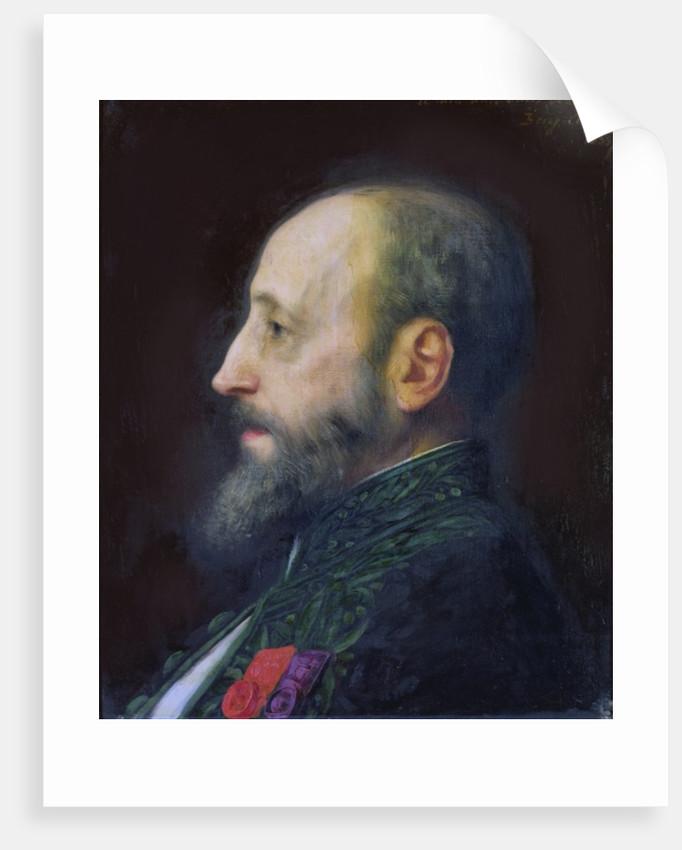 Jules Claretie by Benjamin Constant