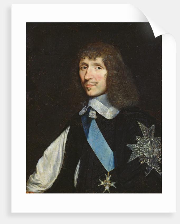 Leon Bouthilier Comte de Chavigny by Philippe de Champaigne