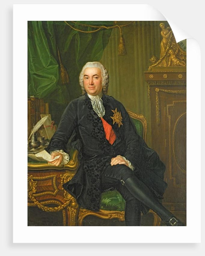 Joseph-Francois Foulon by French School