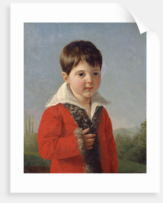 Charles Morin by Claude-Marie Dubufe