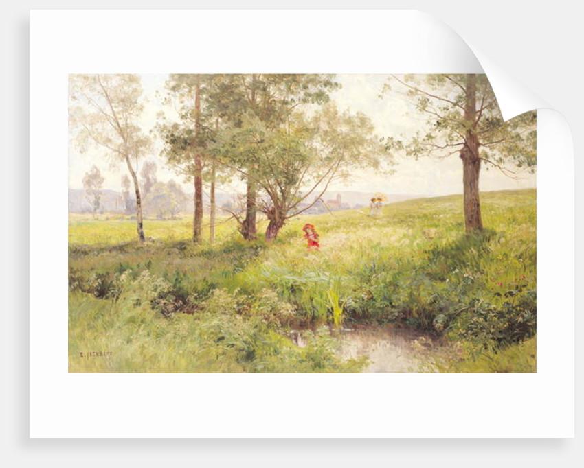 Landscape by Emile Isenbart