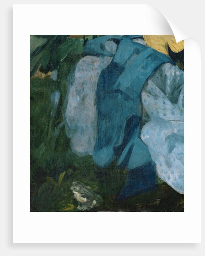 Dejeuner sur l'Herbe by Edouard Manet