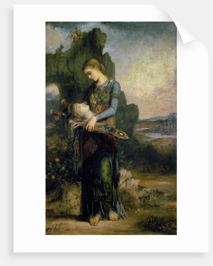 Orpheus by Gustave Moreau