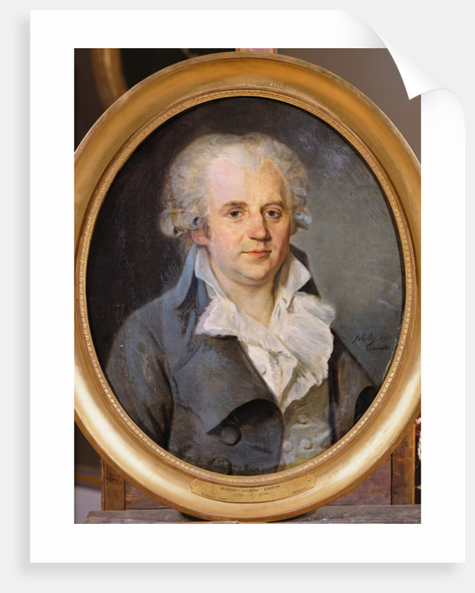 Georges-Jacques Danton by L. L. Schilly
