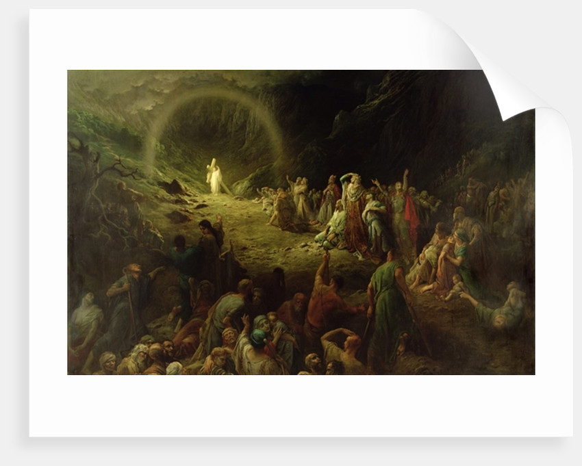 The Valley of Tears by Gustave Dore