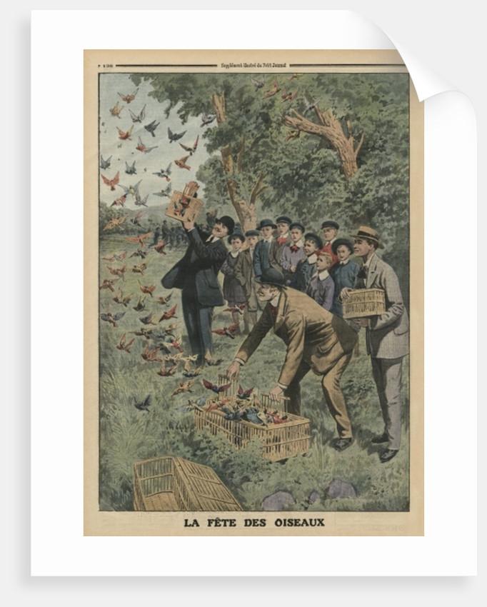 Birds' Day by French School