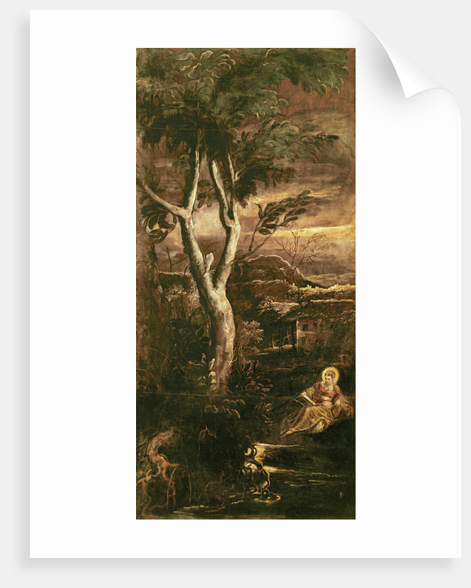 Mary Magdalene by Jacopo Robusti Tintoretto