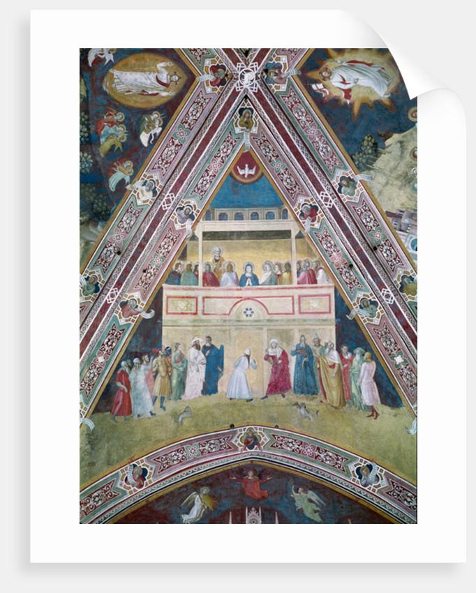 Pentecost by Andrea di Bonaiuto