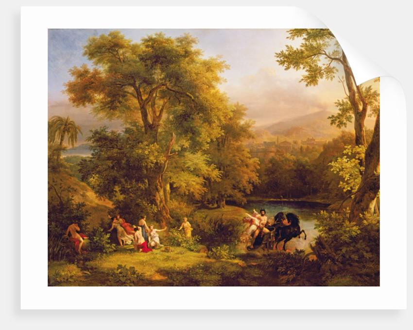 The Rape of Proserpina by Jean Charles Joseph Remond
