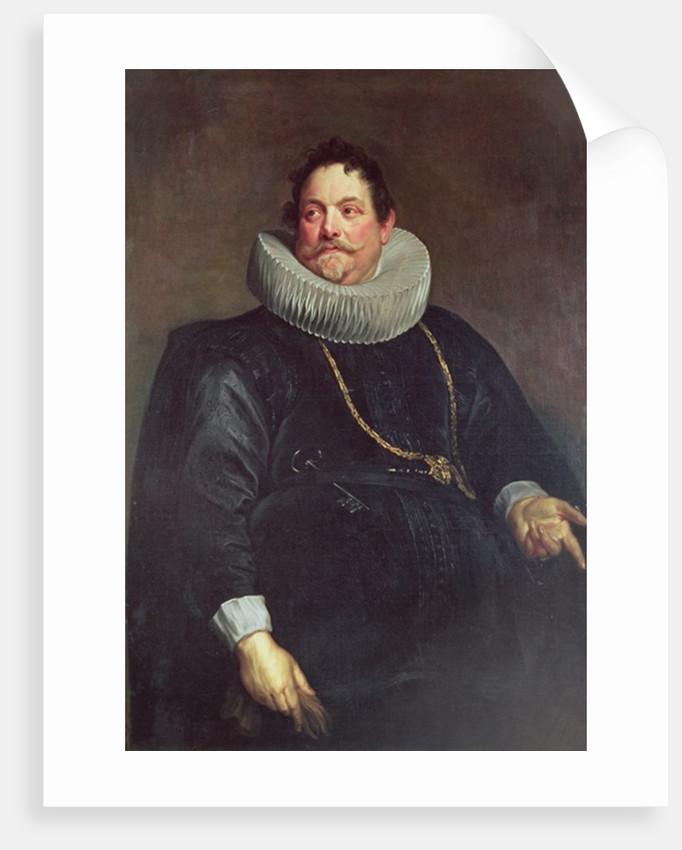 Portrait of Jean de Montfort by Sir Anthony van Dyck